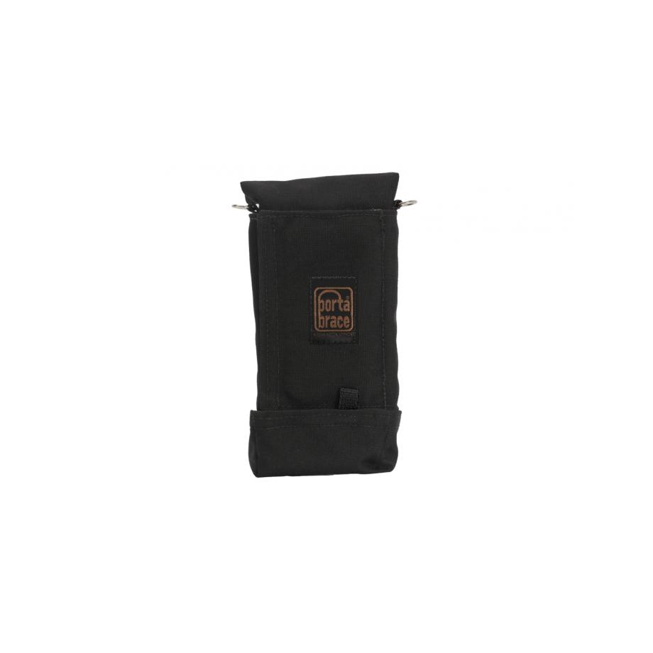 Porta Brace AR-DR100MKII Audio Recorder Case, Tascam DR100-MKII, Black