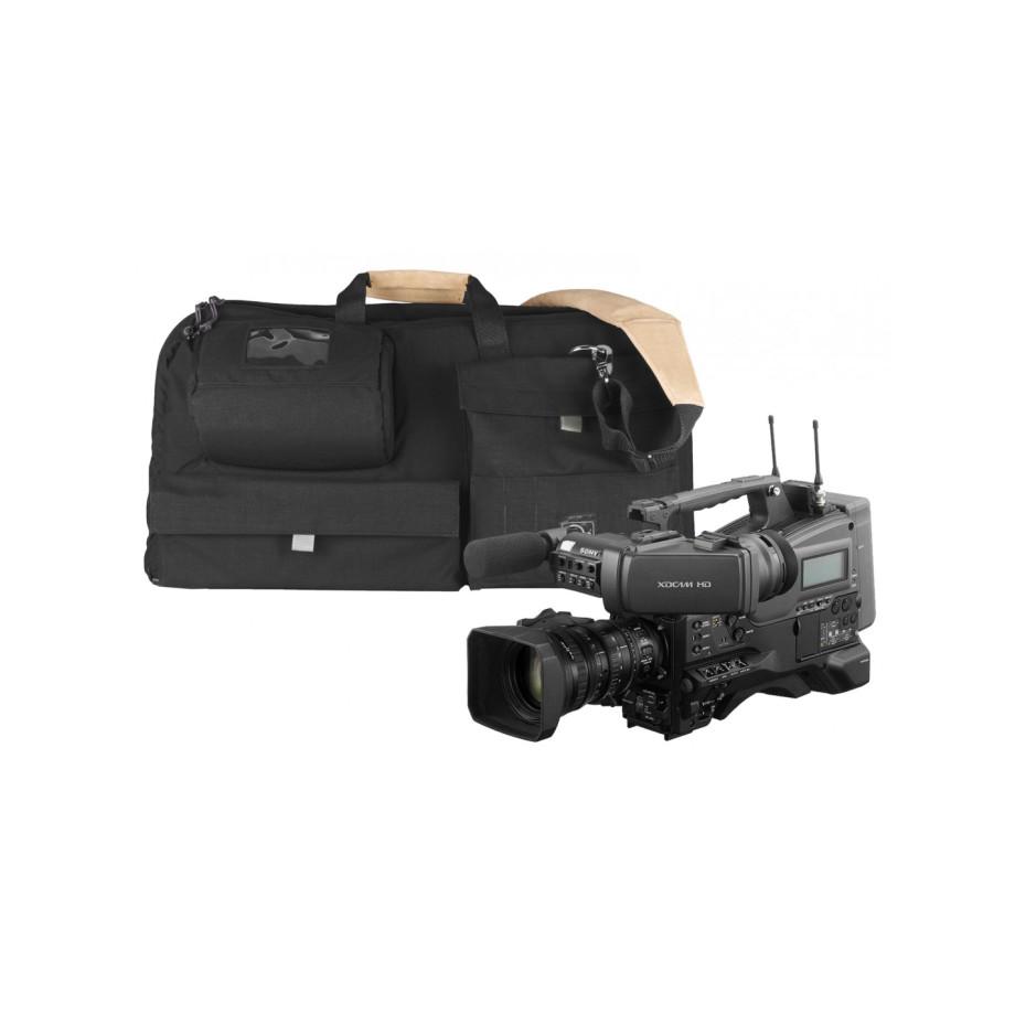 Porta Tv Camera.Porta Brace Co Pxwx400b Carry On Camera Case Sony Pxw X400 Black