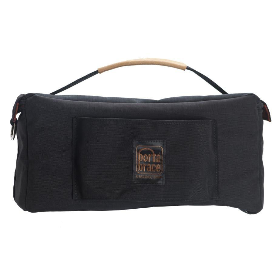 Porta Brace ABB-1PRO Air Brush Bag, Professional Makeup Air Brush, Black