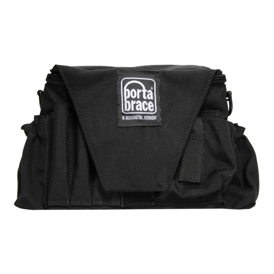 Porta Brace AC-3B Assistant Cameraman Pouch & Strap, Black