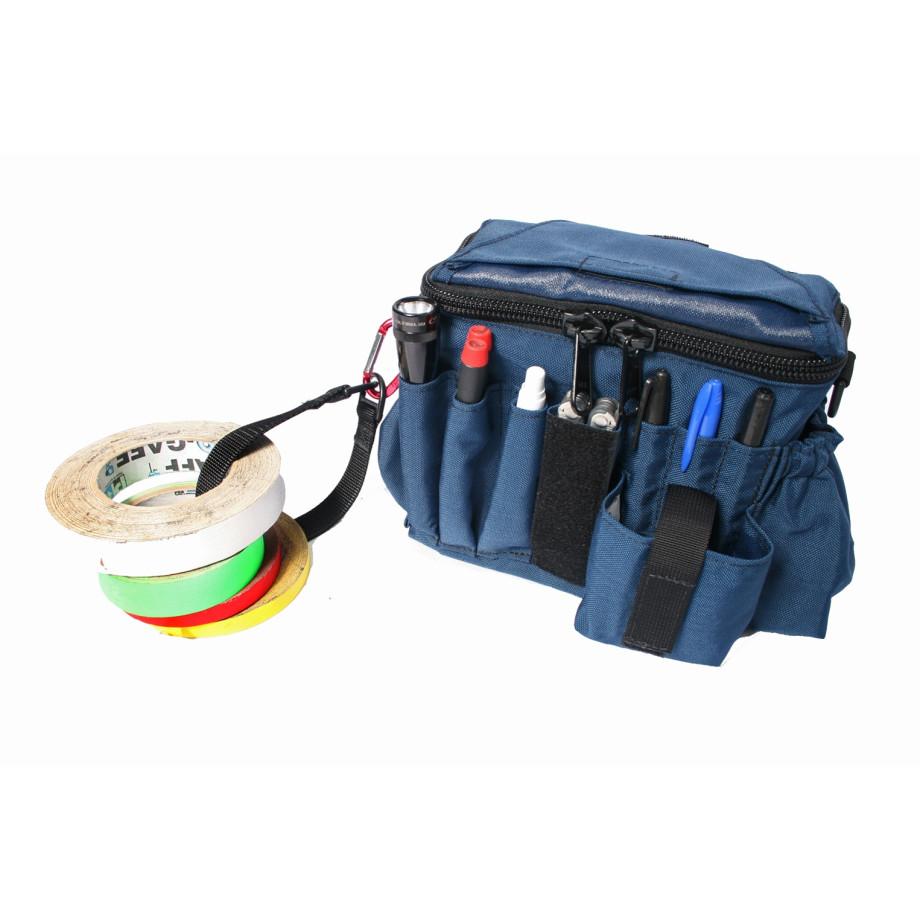 Porta Brace ACB-3 Assistant Cameraman Pouch & Belt, Blue
