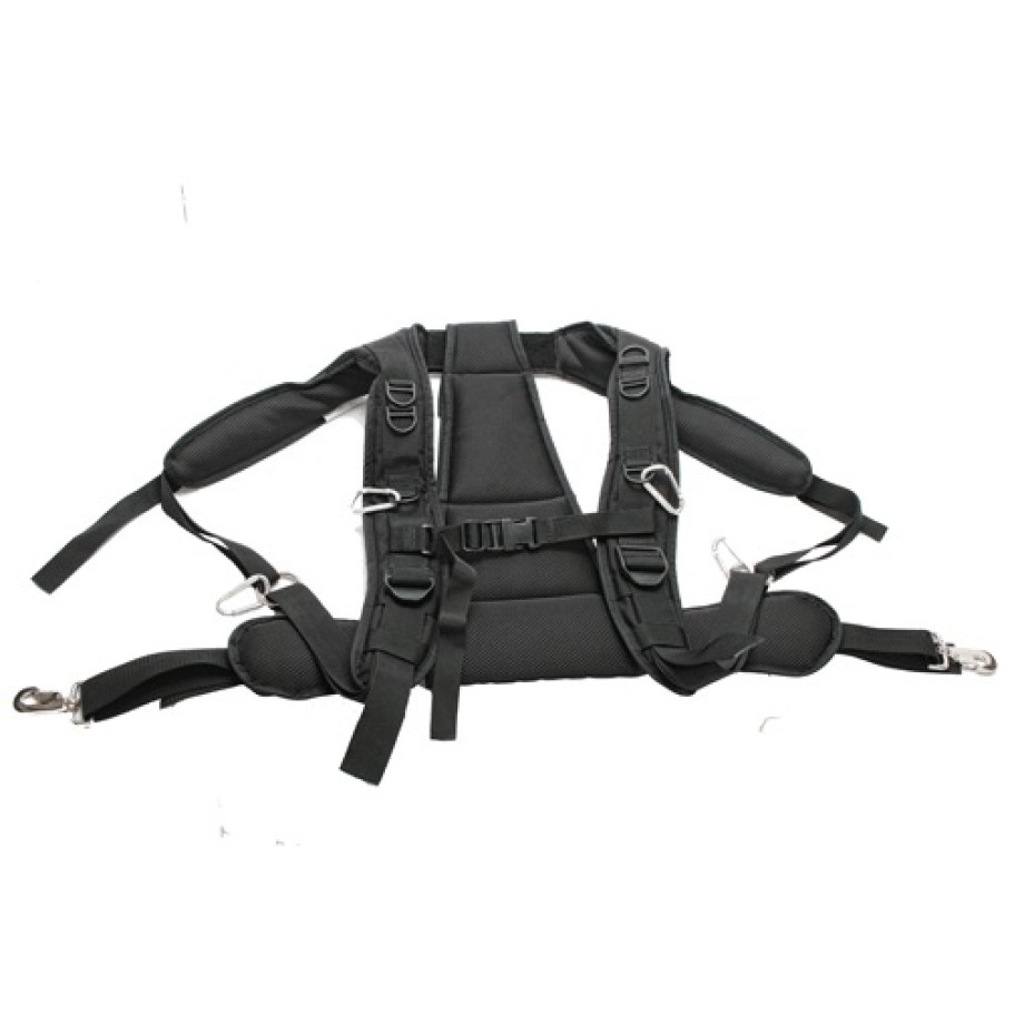 Porta Brace AH-2.5 Audio Harness, Medium Duty, Black