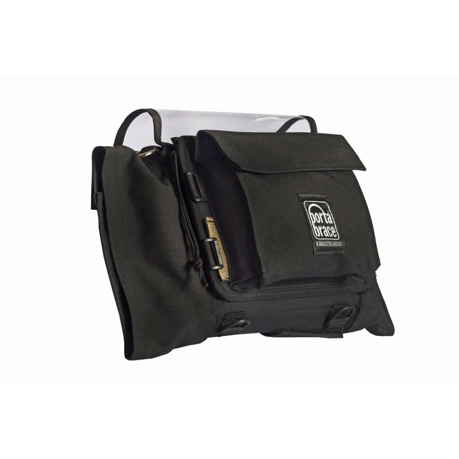 Porta Brace AR-HDP2B Audio Recorder Case, Tascam HD-P2, Black