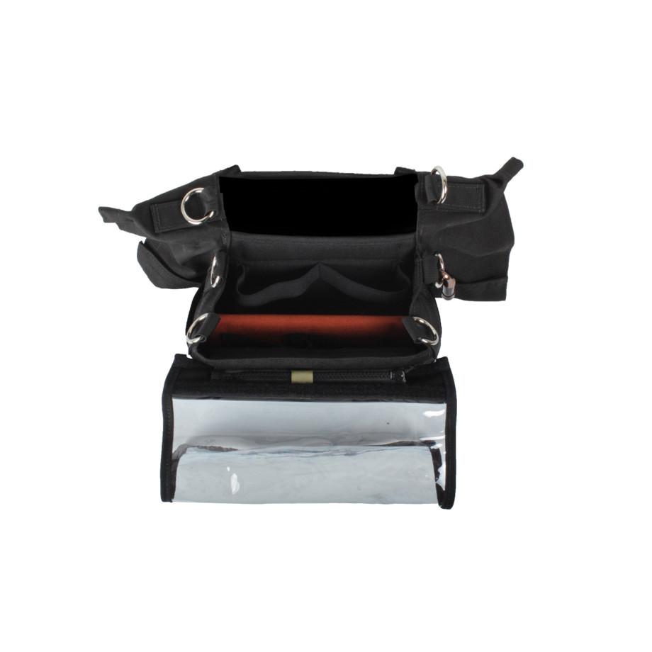 Porta Brace AR-MAXX Audio Recorder Case, Zaxcom MAXX, Black