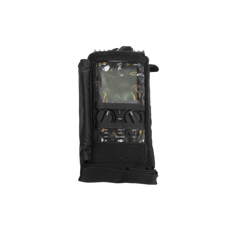 Porta Brace AR-R26 Audio Recorder Case, Roland R26, Black