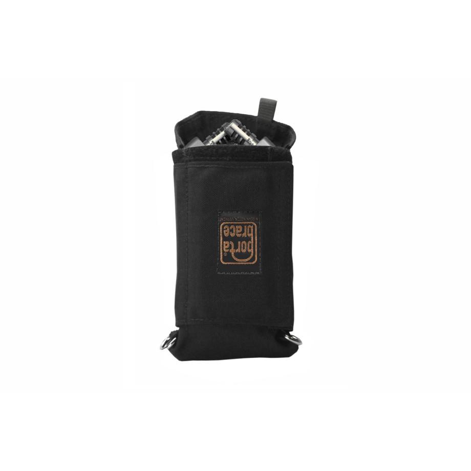 Porta Brace AR-ZH4 Audio Recorder Case, Zoom H4N, Black