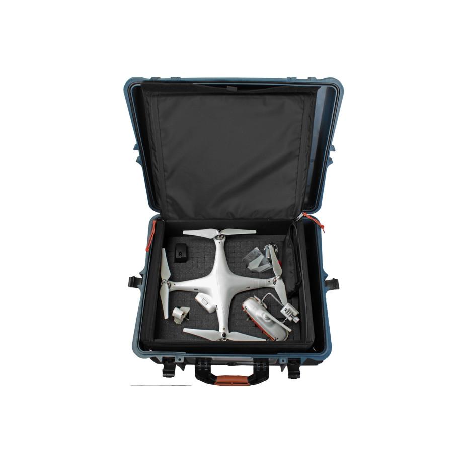 Porta Brace BK-2VSN Backpack, DJI Phantom Helicopter, Black