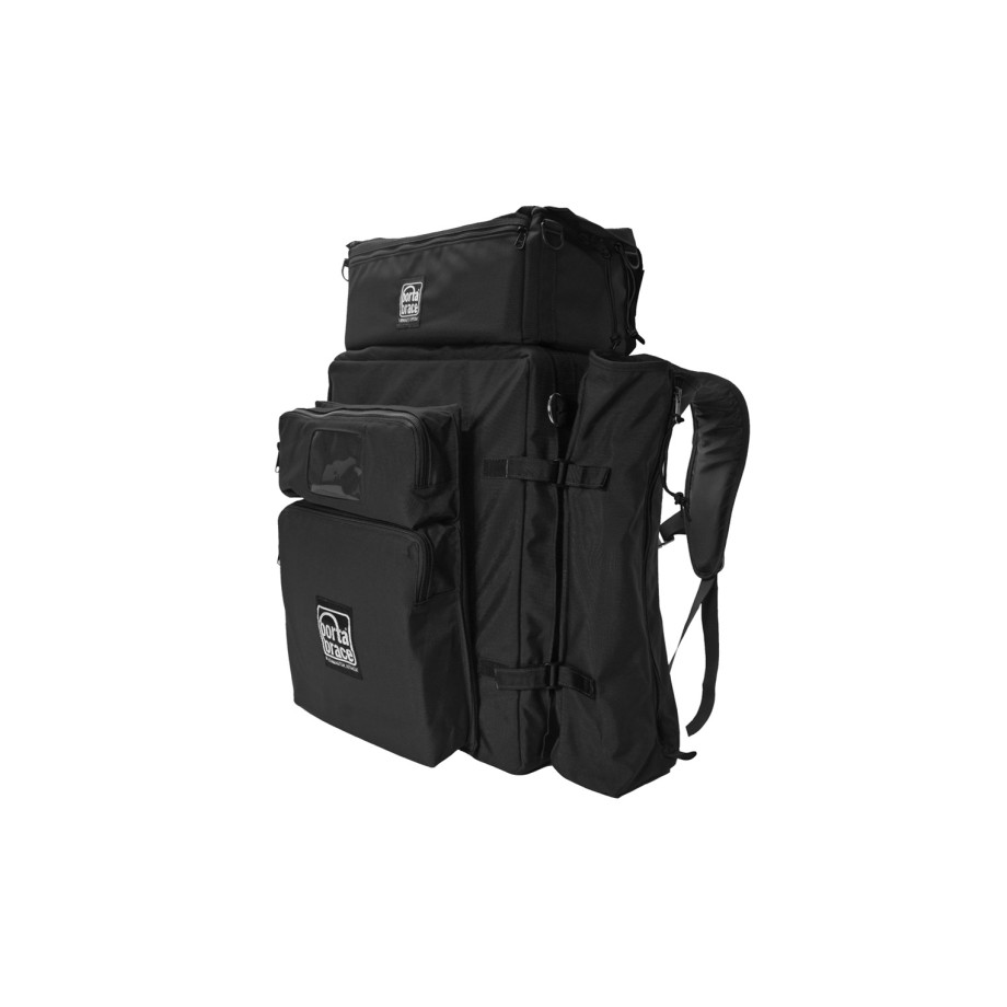 Porta Brace BK-3BEXP Modular Backpack, Black
