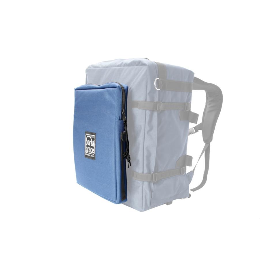 Porta Brace BK-LPM Backpack Module, Laptop Pouch Module, Blue