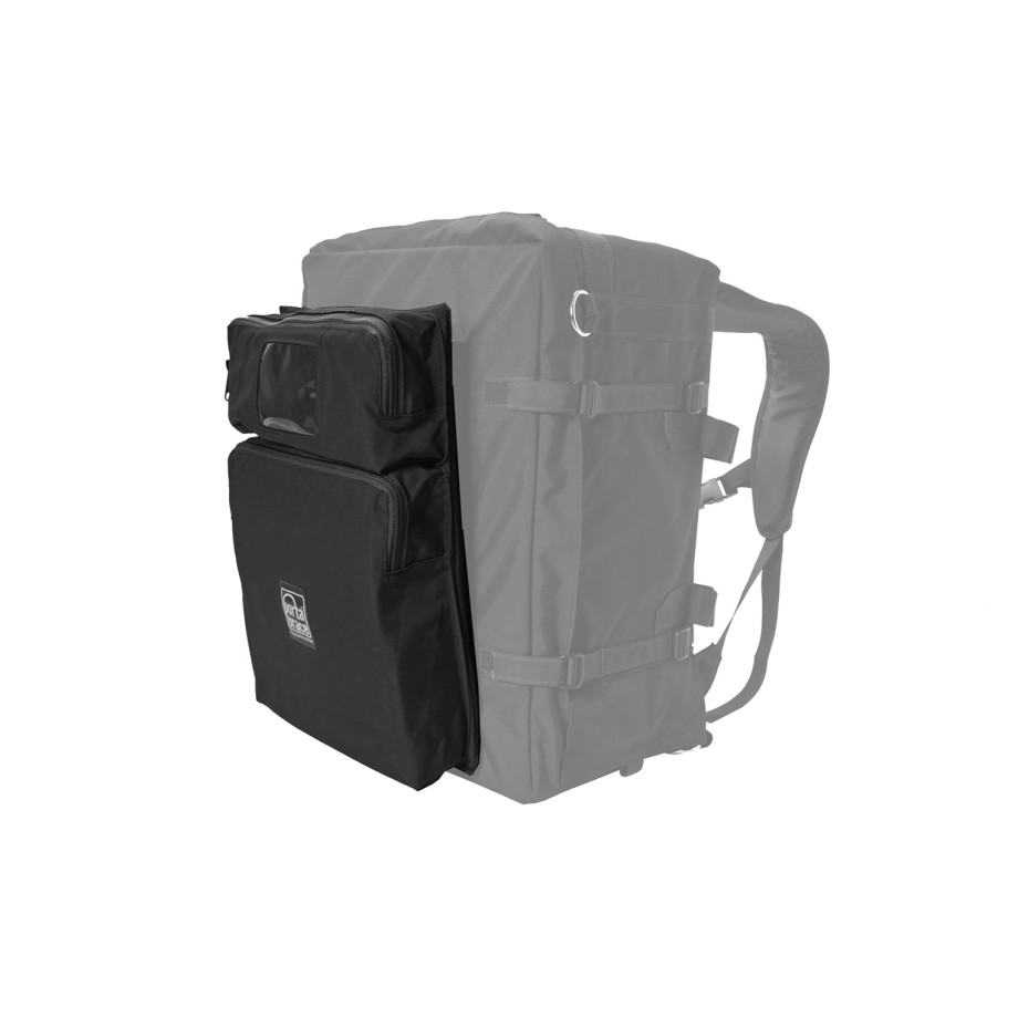 Porta Brace BK-P2MB Backpack Module, Black