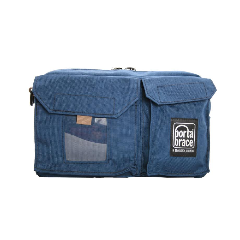 Porta Brace BP-3PL Equipment Pouch, BP-3 Belt-Packs, Black