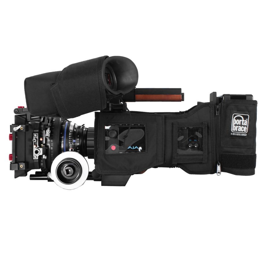 Porta Brace CBA-CIONB Camera BodyArmor, AJA Cion, Black
