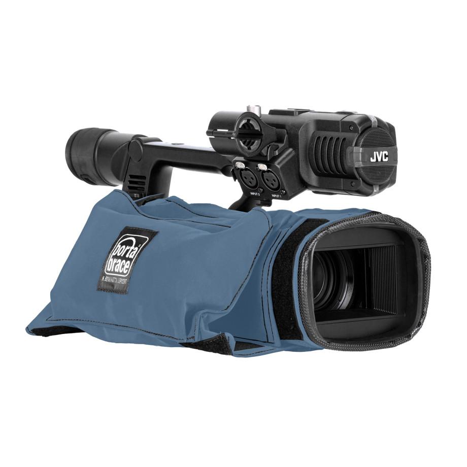 Porta Brace CBA-HM600 Camera BodyArmor, JVC HM600, Blue