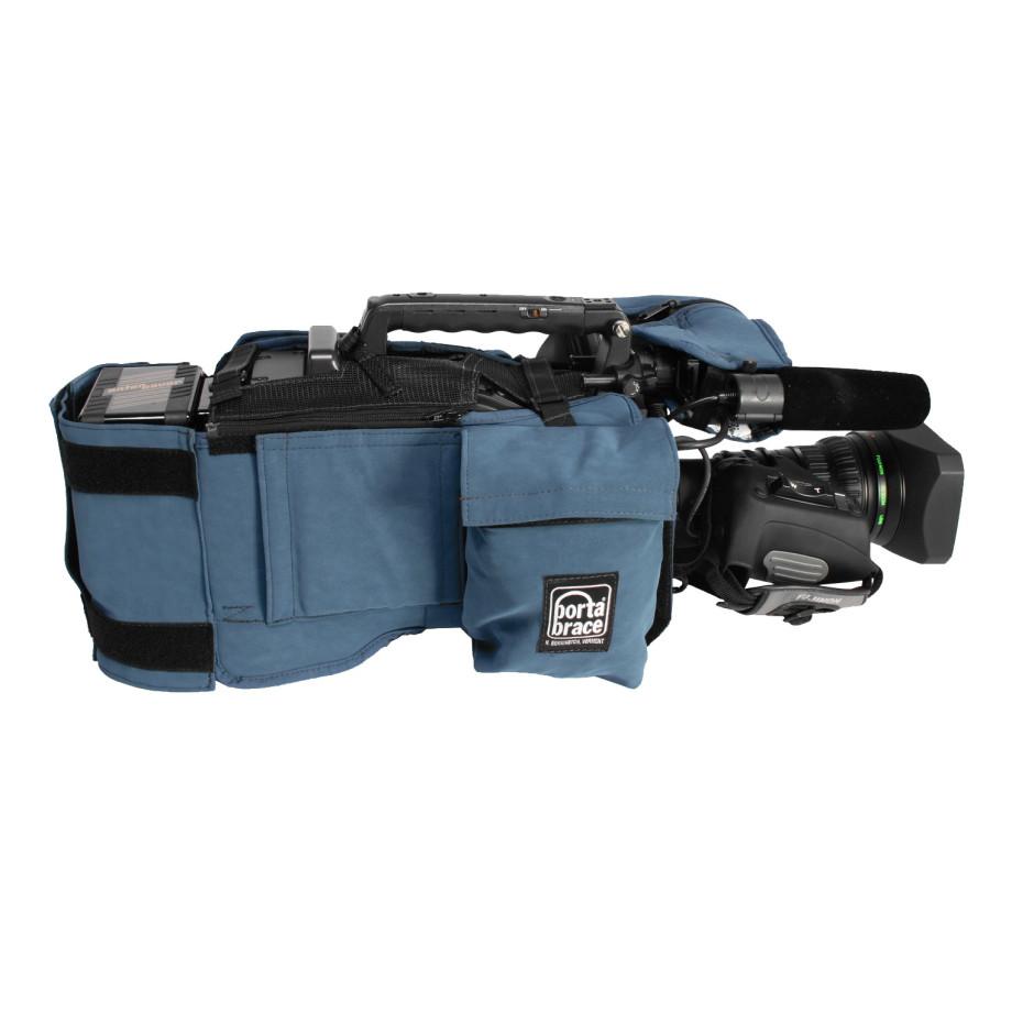 Porta Brace CBA-HPX2000 Camera BodyArmor, Panasonic AJ-HPX2000 & 2100, Blue