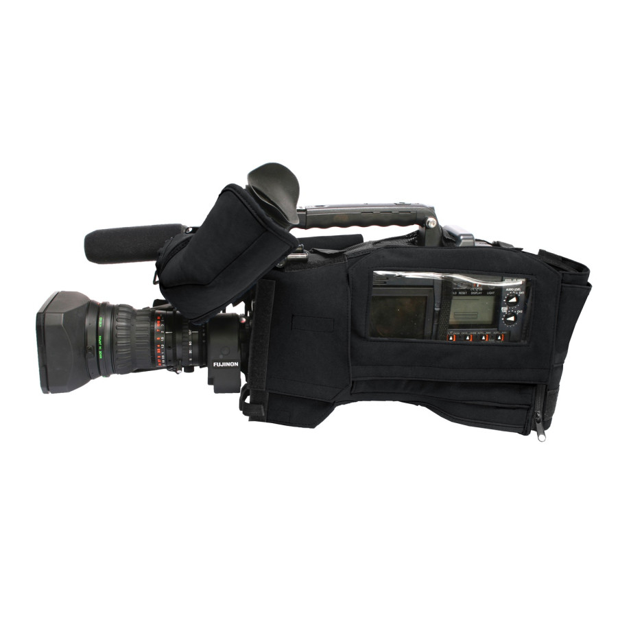 Porta Brace CBA-HPX2000B Camera BodyArmor, Panasonic AJ-HPX2000 & 2100, Blue