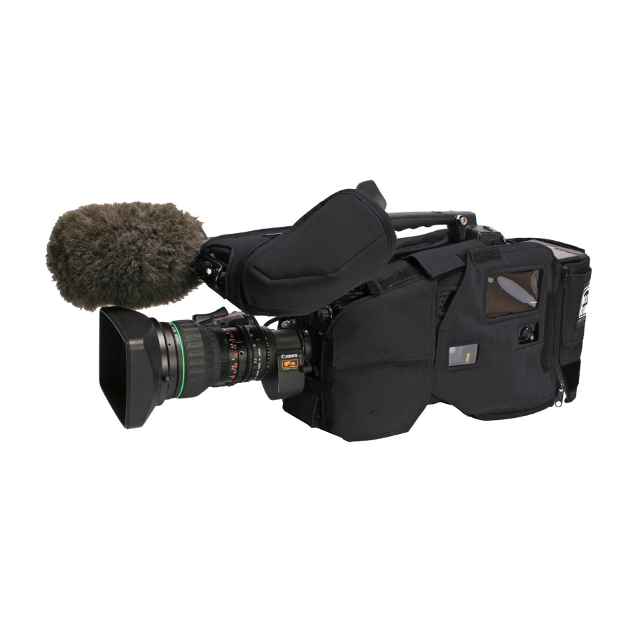Porta Brace CBA-PDW700B Camera BodyArmor, Sony PDW-700, Black