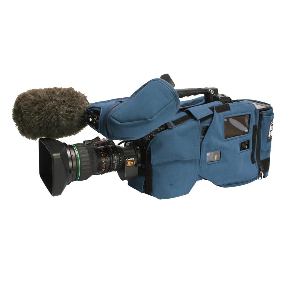Porta Brace CBA-PDW850 Camera BodyArmor, Sony PDW-850, Blue