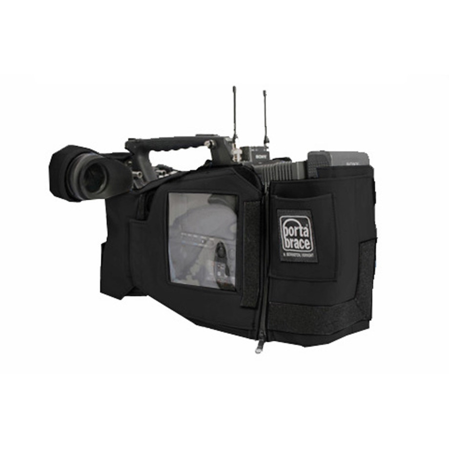 Porta Brace CBA-PMW350B Camera BodyArmor, Sony PMW-350, Black