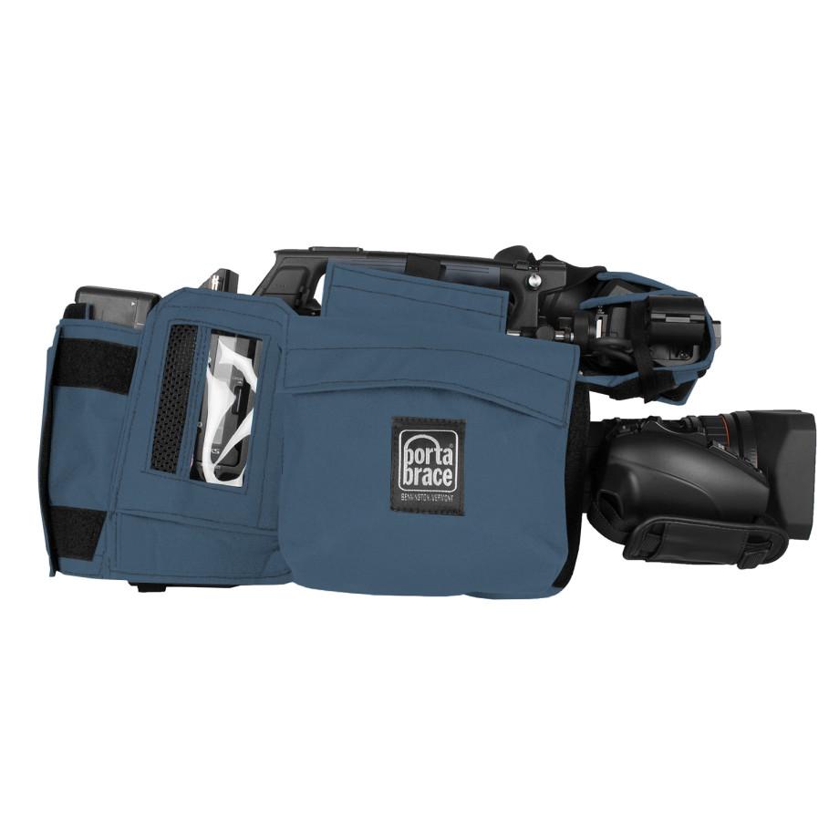 Porta Brace CBA-PMW500 Camera BodyArmor, Sony PMW-500, Blue