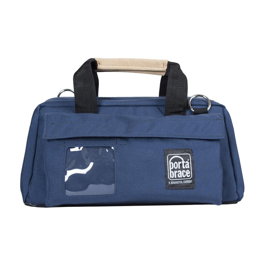 Porta Brace CS-DC2U Camera Case Soft, Compact HD Cameras, Blue, Medium