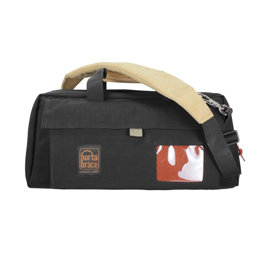 Porta Brace CS-DC3R Camera Case Soft, Compact HD Cameras, Black, Large
