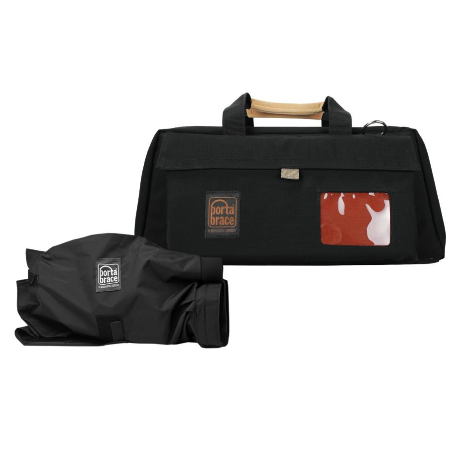 Porta Brace CS-DV3RQS-M3 Camera Case Soft, Black, Large