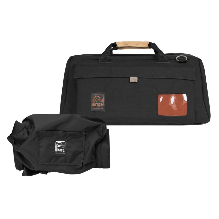 Porta Brace CS-DV4RQS-M2 Camera Case Soft, Black, XL