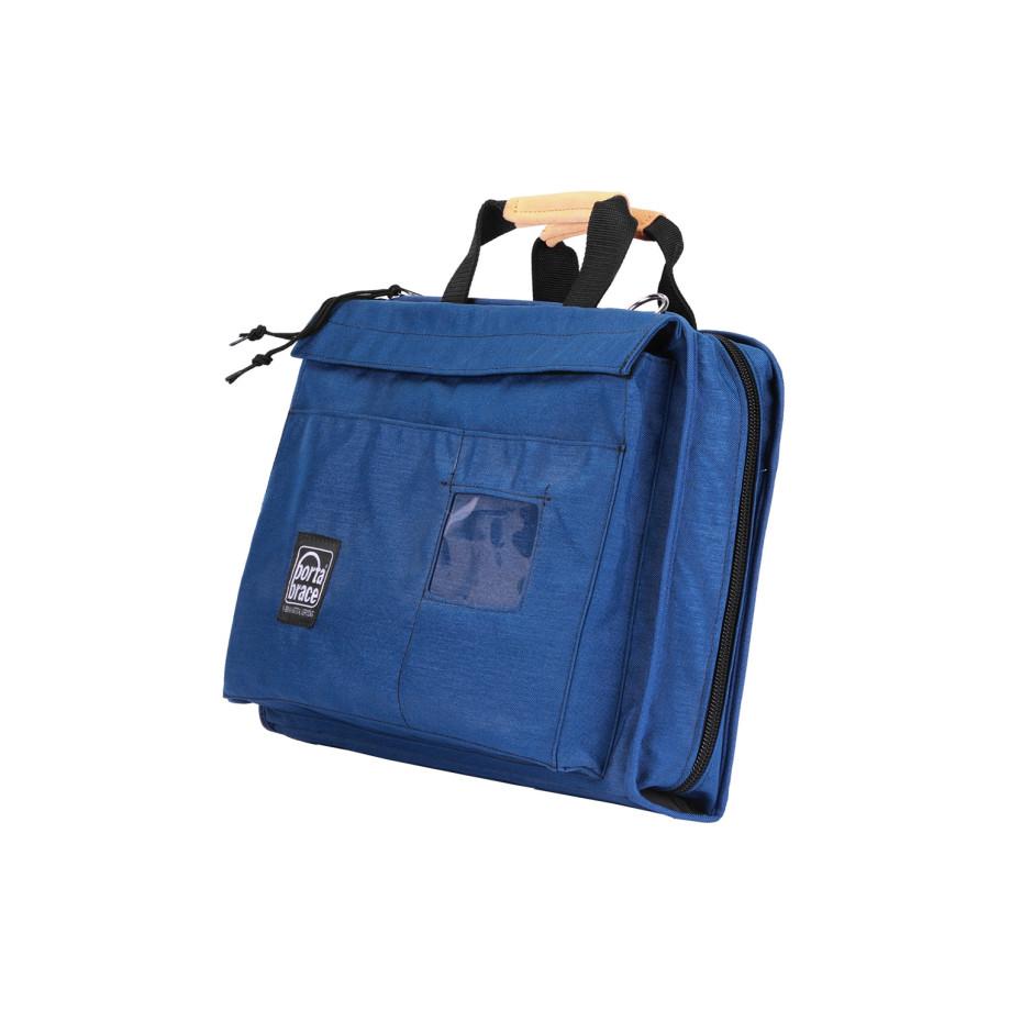 Porta Brace DC-2 Director's Case, Laptop Case, Blue