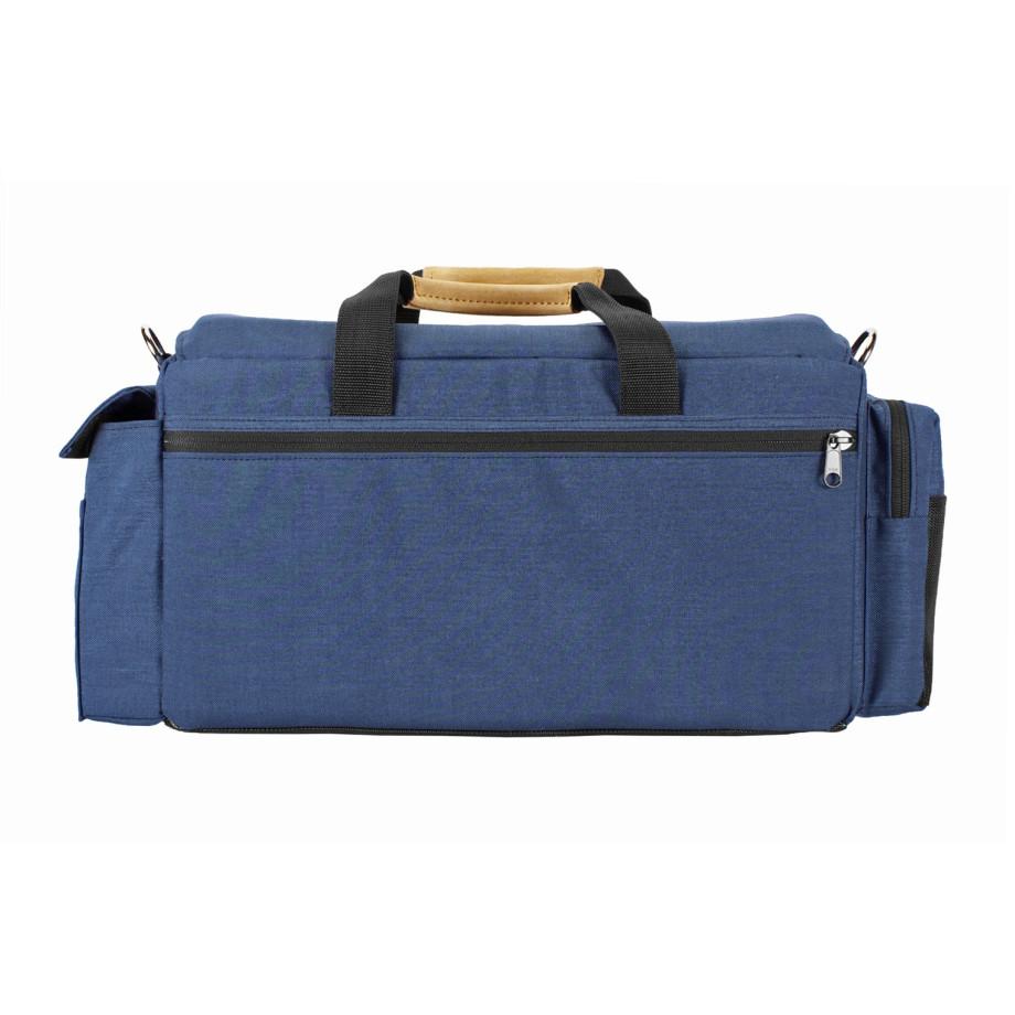 Porta Brace DCO-1U Digital Camera Organizer, Rigid Frame, Blue, Small
