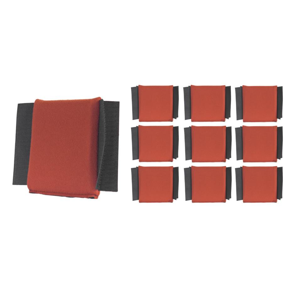 Porta Brace DK-CSM10 Divider Kit, Set of 10, Copper