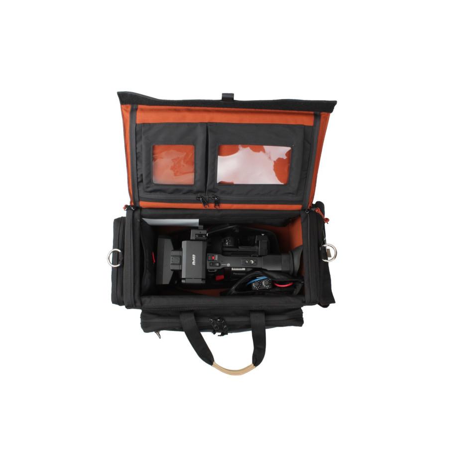 Porta Brace DVO-2R Digital Video Organizer, Black, Medium