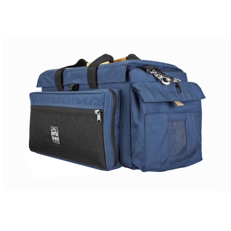 Porta Brace DVO-2UQS-M3 Digital Video Organizer, Blue, Medium
