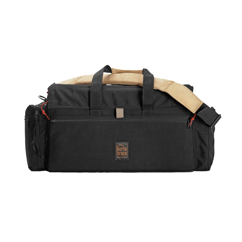 Porta Brace DVO-3RQS-M3 Digital Video Organizer, Black, Large