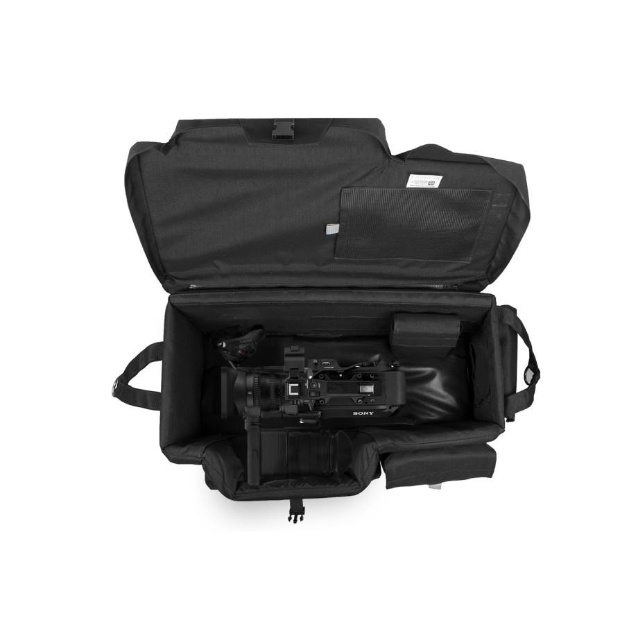Porta Brace CC-FS7 Quick Draw, Carrying case with Viewfinder Guard, Rigid Frame, Sony PXW-FS7, Black