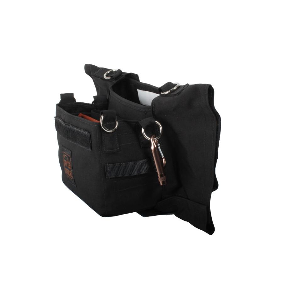 Porta Brace AR-SXR4 Audio Recorder, Sonosax SX-R4, Black