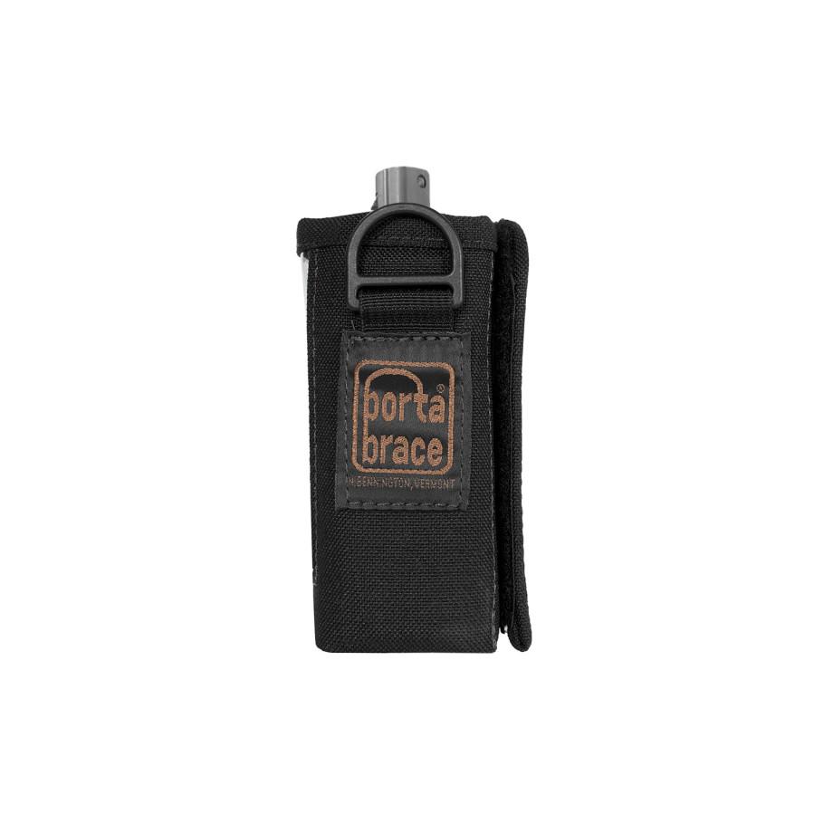 Porta Brace RMB-TRX742 Radio Mic Bouncer, Zaxcom TRX742, Black