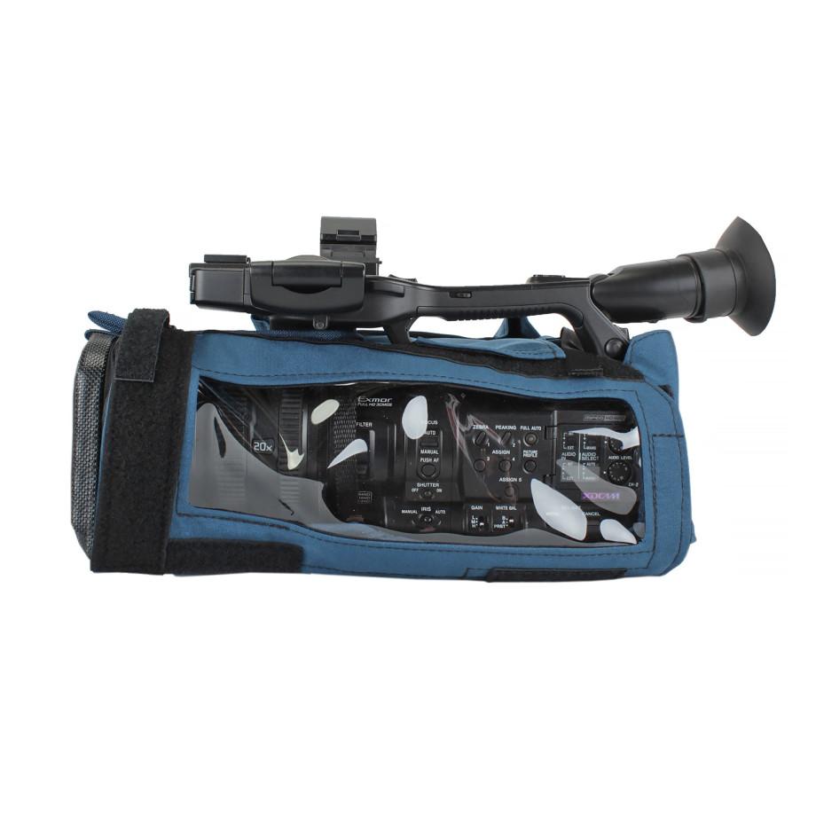 Porta Tv Auto.Porta Brace Cba Pxwz150 Camera Bodyarmor Sony Pxw Z150 Blue