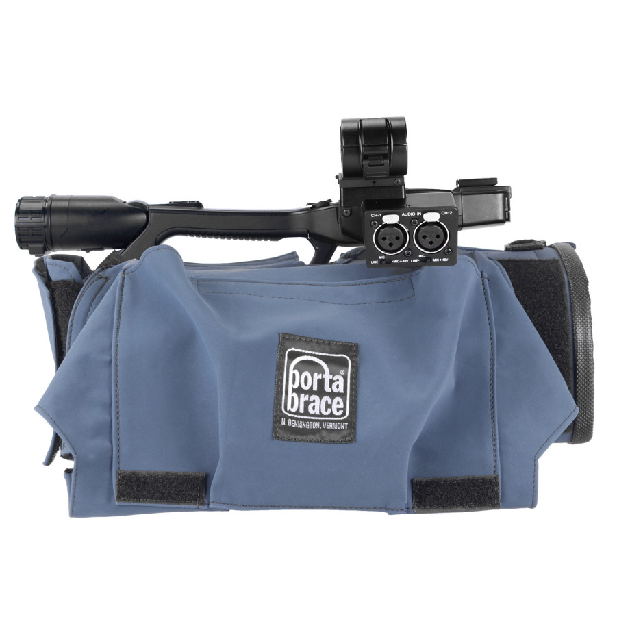 Porta Brace CBA-PXWX200 Camera BodyArmor, Sony PXWX200, Blue