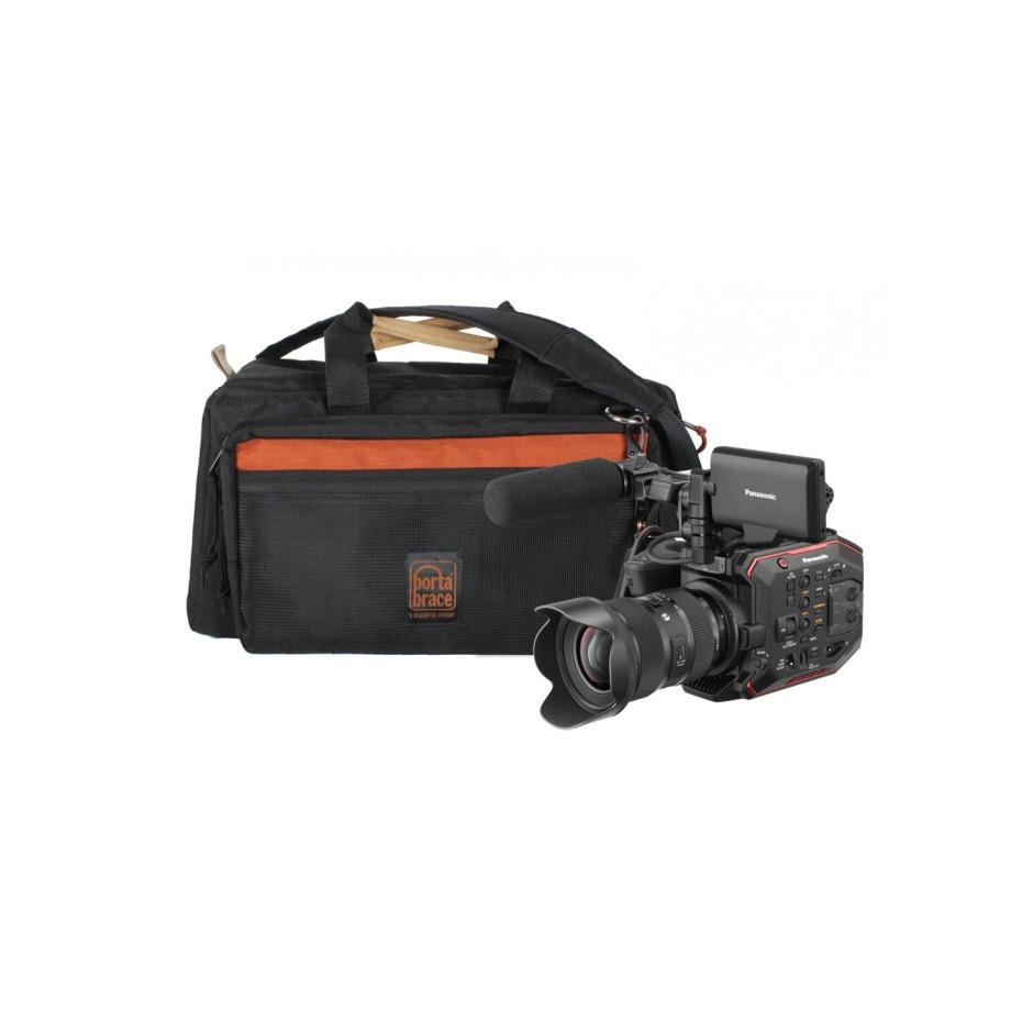 Porta Brace RIG-EVA1 RIG Carrying Case, Panasonic AU-EVA1, Black