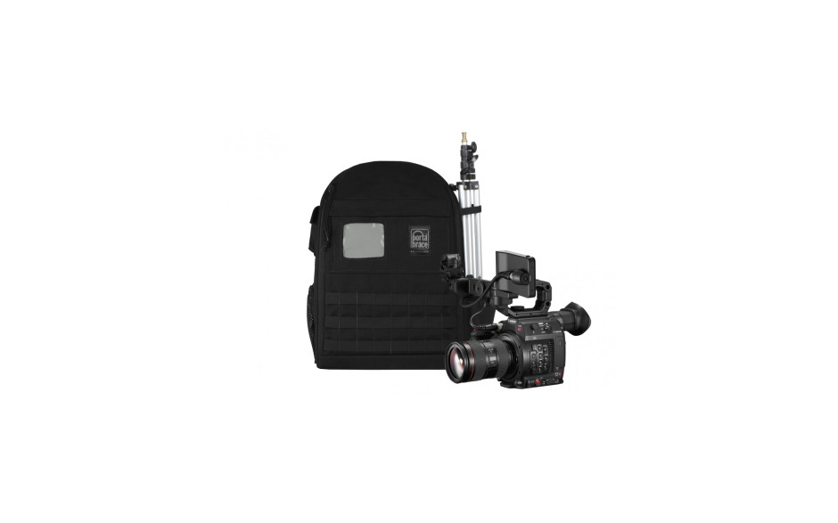 Porta Brace BK-C200 Backpack, Canon C200, Black