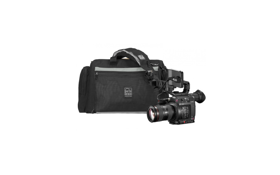 Porta Brace RIG-C200 RIG Carrying Case, Canon C200, Black