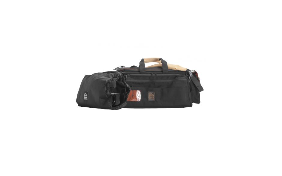 Porta Brace CAR-3B/BK-ZC Cargo Case, Backpack Zipper Pouch, Black, Large