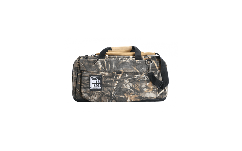 Porta Brace CS-DV4U/AV Camera Case Soft, Custom, Advantage Camouflage, XL