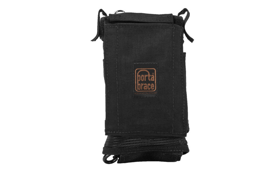 Porta Brace AR-PMD661B Audio Recorder Case, Marantz PMD-661, Black
