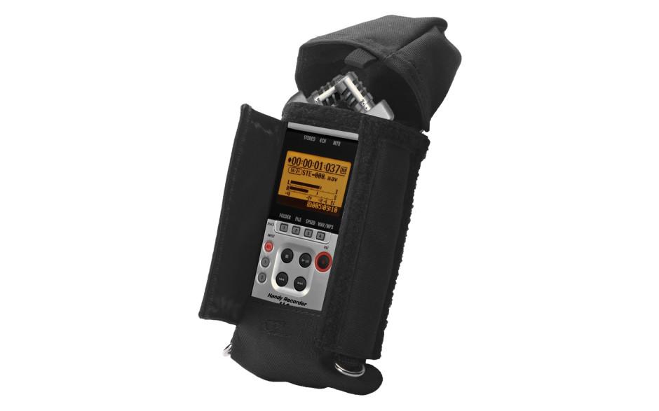 Black PortaBrace AR-ZH4 Camera Case