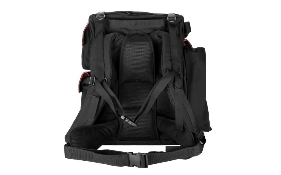 Porta Brace BC-2NRF Backpack Camera Case, Black
