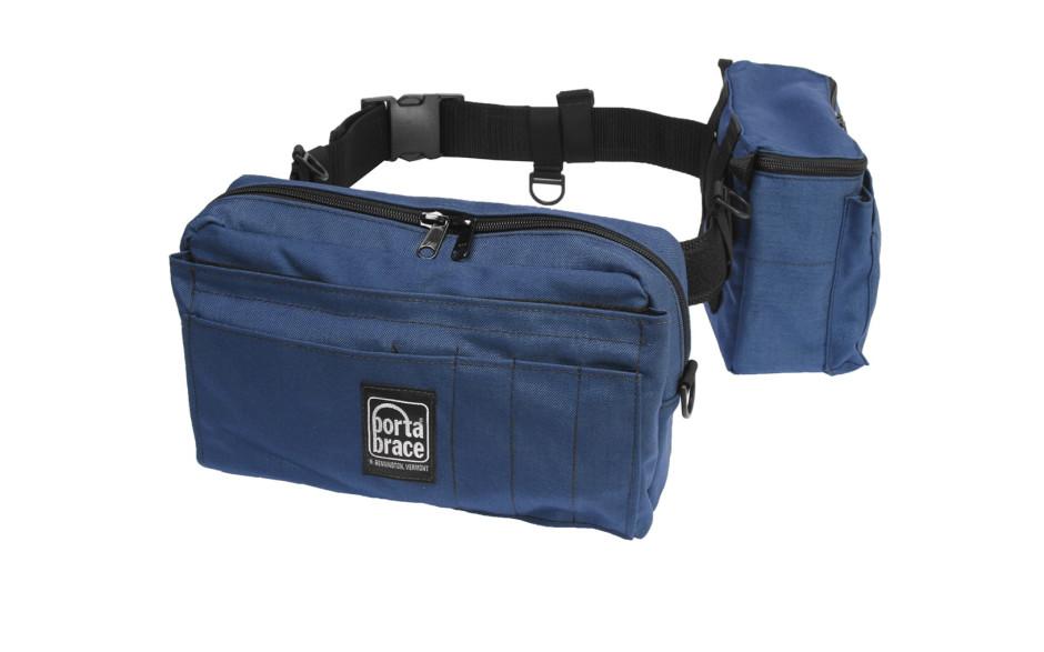 Porta Brace BP-2 Belt-Pack, Blue, Medium