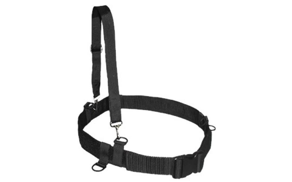 Porta Brace BP-2BELT Belt Pack, Belt Only, Black