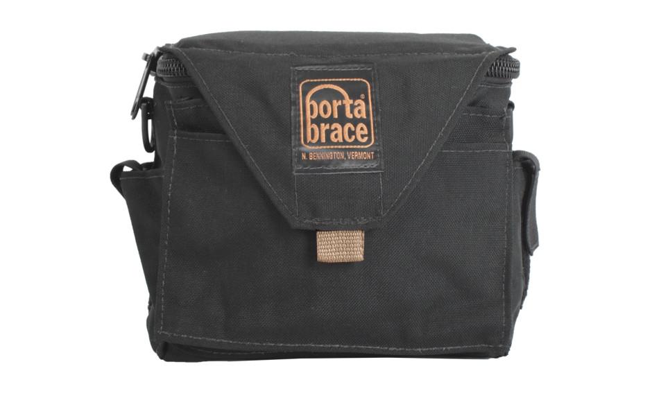 Porta Brace BP-3BPS Accessory Pouch, BP-3 Belt-Packs, Black