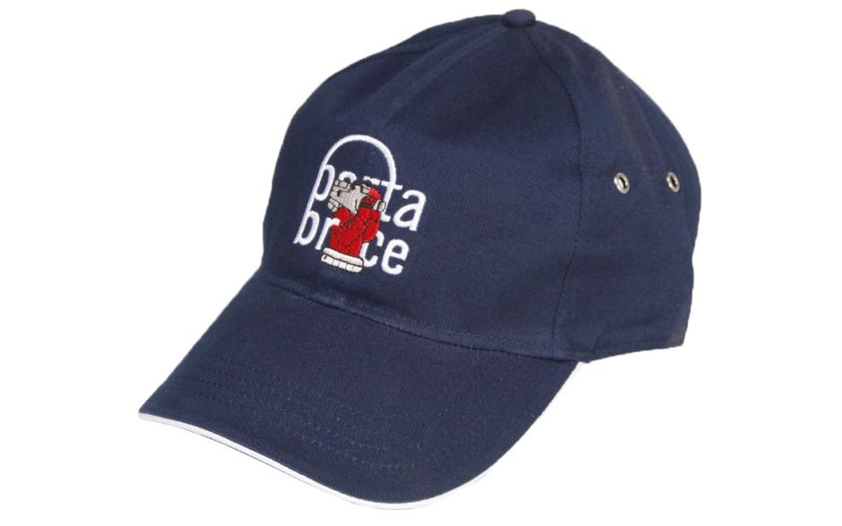 Porta Brace CAP-B Baseball Cap, Blue, One Size